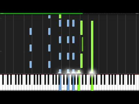 James Bond Theme Piano Tutorial Synthesia