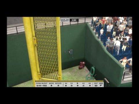 Home run called a foul ball MLB The Show 18