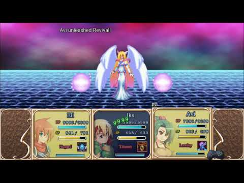 Bonds of the Skies Gameplay Part 15 Lumina the Light Grimoa Final Boss Ending