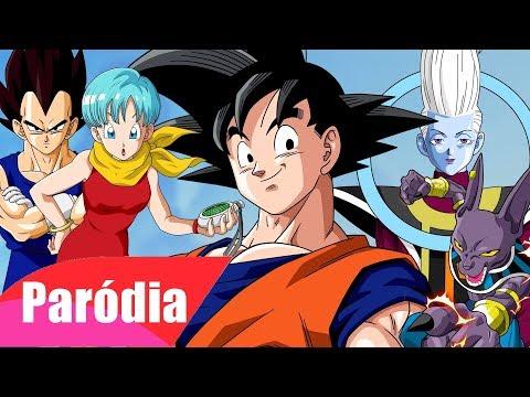 Dragon Ball Super Paródia Redublagem