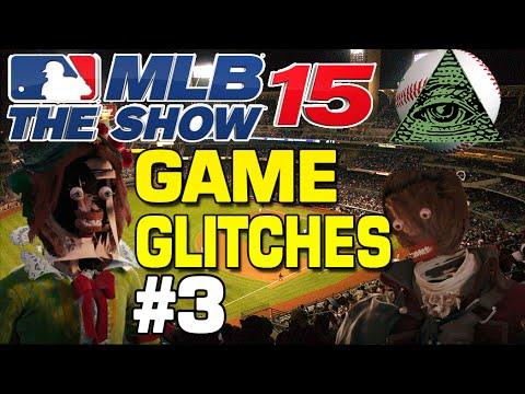 MLB 15' The Show Glitches 3 Illuminati ball