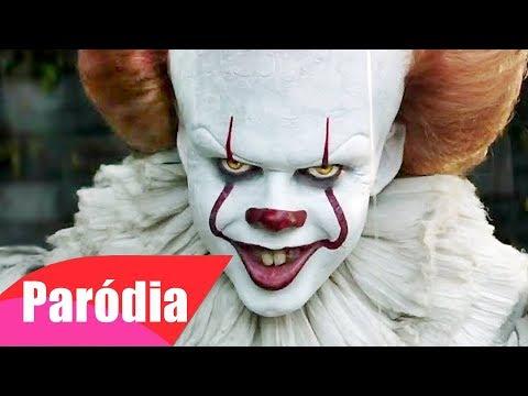 IT - A Coisa - Pennywise Vs Georgie Paródia Redublagem