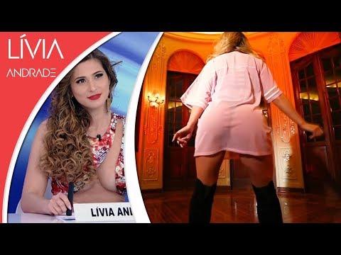 LÍVIA ANDRADE DANÇA FUNK ATÉ O CHÃO EM CLIPE DE FUNKEIRO
