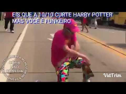 EIS QUE A 10 10 CURTE HARRY POTTER MAS VOCÊ É FUNKEIRO