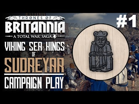 Viking Sea Kings Sudreyar Campaign 1 EXCLUSIVE FIRST LOOK