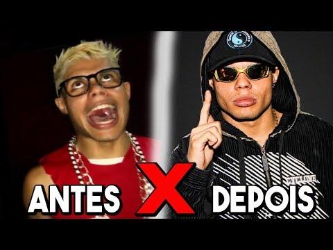 ANTES E DEPOIS DOS FUNKEIROS 2