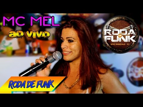 MC Mel Ao vivo no palco da Roda de Funk - Video especial Full HD