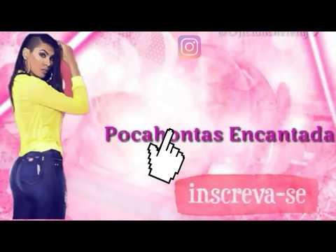 Ana Clara fazendo quadradinho no show de Anitta