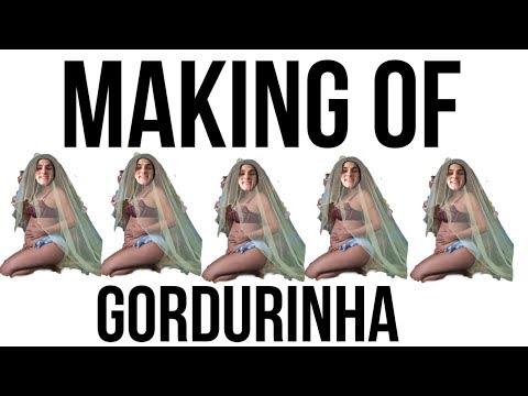 MAKING OF - GORDURINHA PARÓDIA PARADINHA