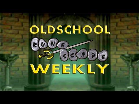 Old School Runescape Weekly - Achievement Diaries Membership Bonds Easter Event