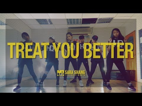 Shawn Mendes - Treat You Better Choreography by Sara Shang SELF-WORTH