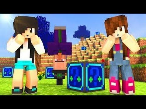 Minecraft Lucky Block - BRUXA DANÇARINA