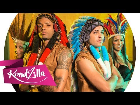 MC Zaac e Jerry Smith - Tribo das Danadas KondZilla