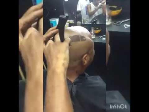 Homem com Pinto na cabeça 2018