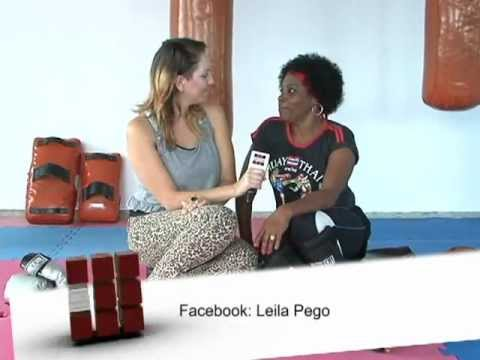 Entrevista MC Leila Pego Vovó Funkeira