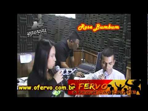 Imprensa Rocinha Rose Bumbum no Programa O FERVO Parte 2