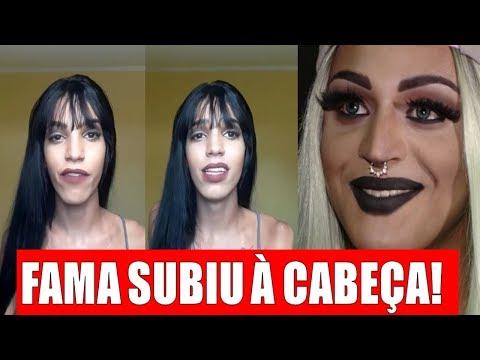 Funkeira DETONA Pabllo Vittar 'A fama subiu à cabeça'