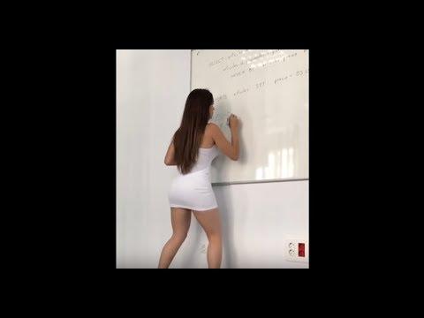 Professora mais sexy do Mundo FIQUEI REPROVADO