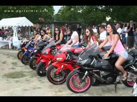 MOTOS E MULHERES Gatas D Top 2011
