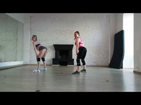 Chris Brown - Privacy Twerk Booty dance @yaroslavaty