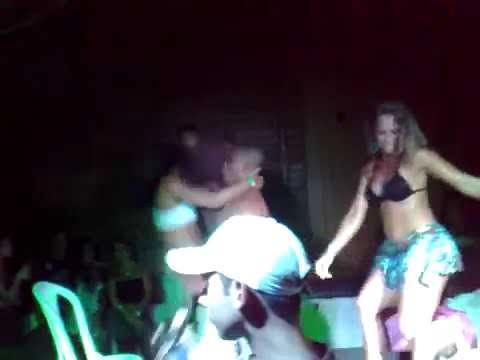 Mulher oferecida de São Paulo no baile funk