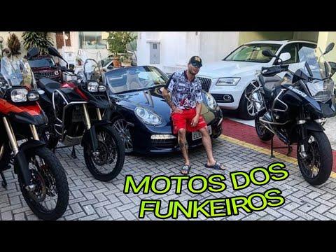 MOTOS DOS FUNKEIROS 2018