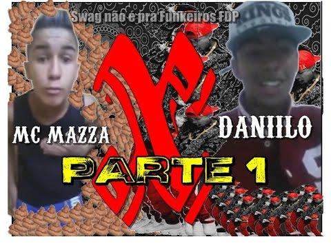 Danilo mandando resposta pro Mc Mazza parte 1
