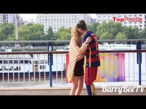 pegadinha Neymar Jr beijando mulheres Super gatas quentes 2017
