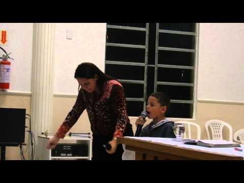Cantora Tamara Dias e seu Filho