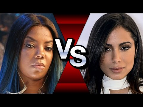 Ludmilla contra Anitta - Duelo das Divas