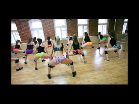 Booty dance twerk CCT Forma Yana Medvedchuk