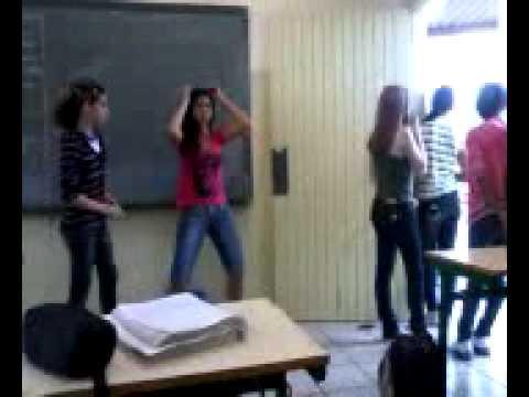 Funkeira na sala de aula