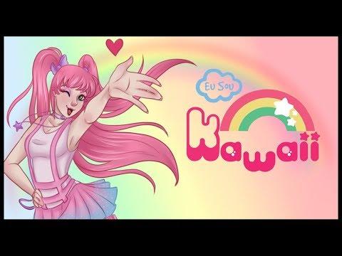 Ayu Brazil - Eu Sou Kawaii Lyric Video