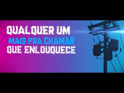 MEGATRON MC NESTE - ROSE BUM BUM - PROD ENAILSON PEREIRA LYRIC VIDEO - BROOKLYN FILMES