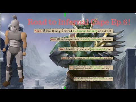 Alora Ironman Road to Infernal Cape Ep 6 x5 Bonds GIVEAWAY