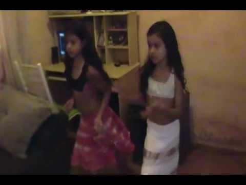 as pequenas dançarinas