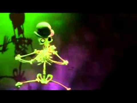 caveiras dançarina wmv