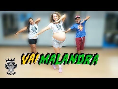 Grávida arrasa dançando Vai Malandra - Anitta Feat MC Zaac COREOGRAFIA