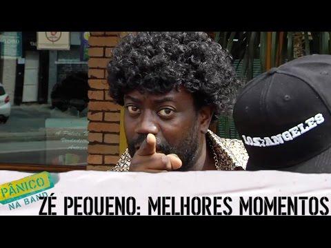 ZÉ PEQUENO DO POVO APAVORA O BRASIL MELHORES MOMENTOS
