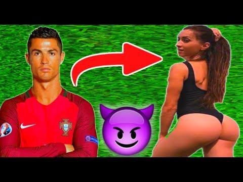 Mulheres que o Cristiano Ronaldo já Pegou 2017