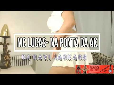 Gostosa Sem Calcinha Dançando Funk MC Lucas - Na Ponta da AK DJ Davi Jackass