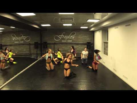 BOOTY TWERK choreo by DHQ HD