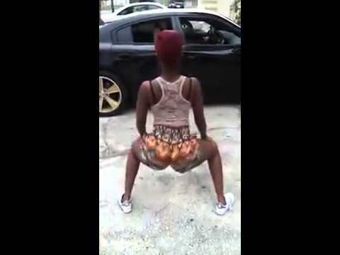 Twerk Twerking Booty Shaking