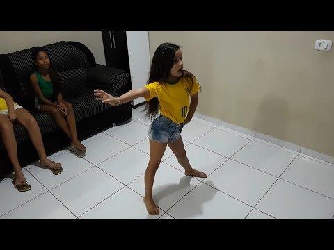 Menina Braba - Jerry Smith e Aviso Dança Com meu Pai Chaylla Alax Coreografias