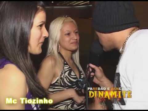 Mc Tiozinho Repórter por uma Noite Baile Funk São Paulo
