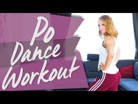 Tanz Workout für einen knackigen Po How to twerk booty shake