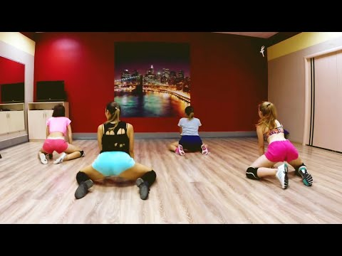 Twerk Booty Dance - Dance Center Cherkassy