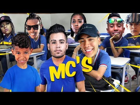 MC'S NA ESCOLA 2 - MC KEVINHO MC BRUNINHO MC KEKEL MC RITA MC LOMA ALDAIR PLAYBOY E JERRY SMITH