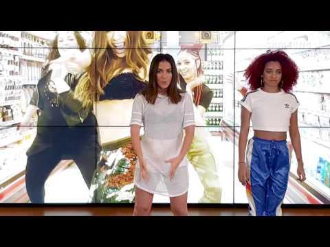 Anitta Paradinha - Coreografia