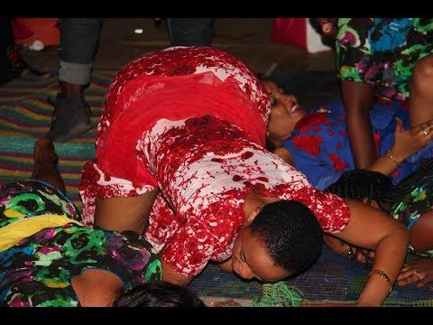 HOT AFRICAN BOOTY TWERK DANCE 2018